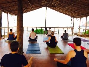 Yoga resa Portugal